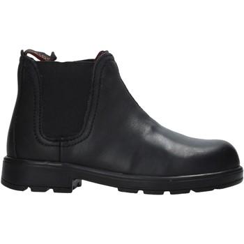 Schoenen Kinderen Laarzen Valleverde 36830 Noir