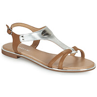 Schoenen Dames Sandalen / Open schoenen Adige ANNABELLE V4 SPECCHIO SILVER Zilver