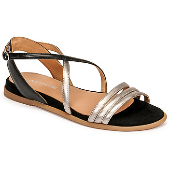 Schoenen Dames Sandalen / Open schoenen Adige IDIL V2 CENTURY ACERO Zilver