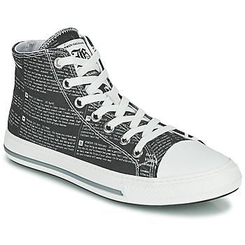 Schoenen Dames Hoge sneakers John Galliano GERMAINE Zwart