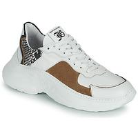 Schoenen Dames Lage sneakers John Galliano MISTEY Wit