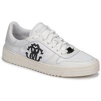 Schoenen Heren Lage sneakers Roberto Cavalli GEL Wit