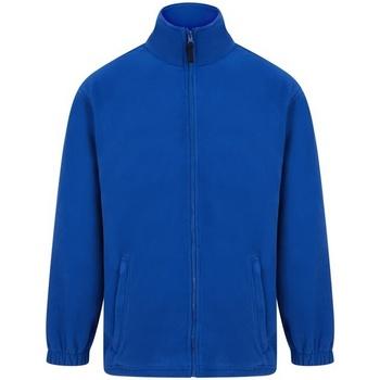 Textiel Heren Fleece Absolute Apparel Heritage Blauw