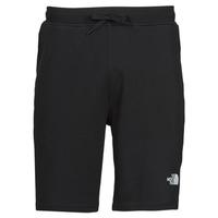 Textiel Heren Korte broeken / Bermuda's The North Face GRAPHIC SHORT LIGHT Zwart