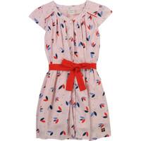 Textiel Meisjes Korte jurken Carrément Beau Y12246-44L Roze