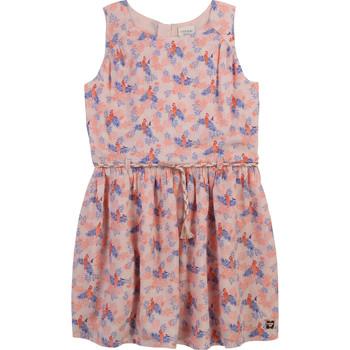 Textiel Meisjes Korte jurken Carrément Beau Y12247-44L Roze