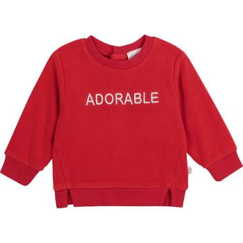 Textiel Meisjes Sweaters / Sweatshirts Carrément Beau Y95256-992 Rood