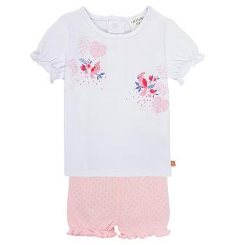 Textiel Meisjes Setjes Carrément Beau Y98112-N54 Multicolour