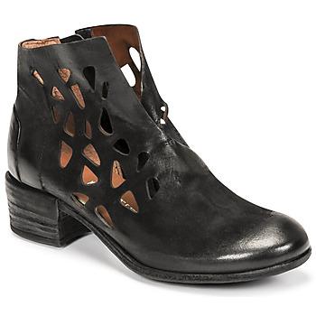 Schoenen Dames Laarzen Airstep / A.S.98 GIVE PERF Zwart