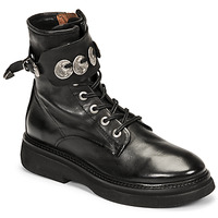 Schoenen Dames Laarzen Airstep / A.S.98 IDLE Zwart
