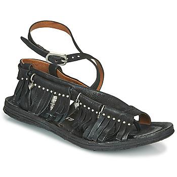 Schoenen Dames Sandalen / Open schoenen Airstep / A.S.98 RAMOS FRANGE Zwart