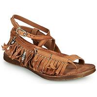 Schoenen Dames Sandalen / Open schoenen Airstep / A.S.98 RAMOS FRANGE Brown
