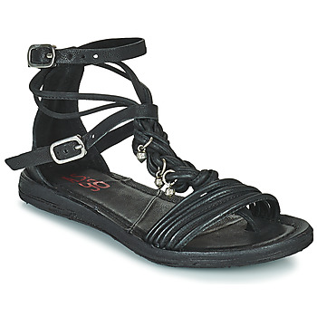 Schoenen Dames Sandalen / Open schoenen Airstep / A.S.98 RAMOS TORSADE Zwart
