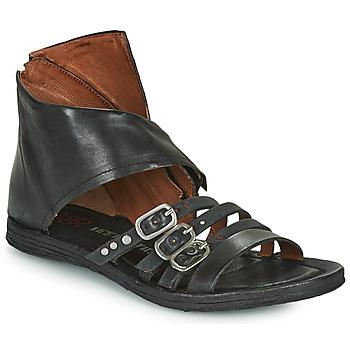 Schoenen Dames Sandalen / Open schoenen Airstep / A.S.98 RAMOS HIGH Zwart