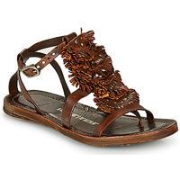 Schoenen Dames Sandalen / Open schoenen Airstep / A.S.98 RAMOS Brown