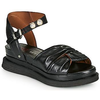 Schoenen Dames Sandalen / Open schoenen Airstep / A.S.98 LAGOS NODE Zwart