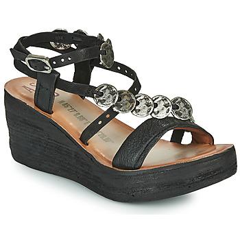 Schoenen Dames Sandalen / Open schoenen Airstep / A.S.98 NOA Zwart