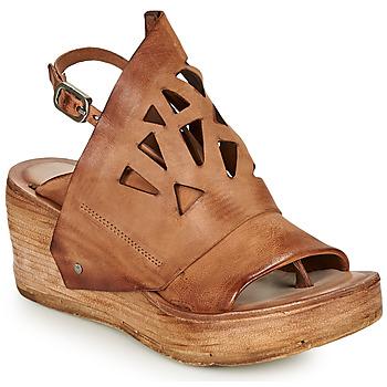 Schoenen Dames Sandalen / Open schoenen Airstep / A.S.98 NOA GRAPH  camel