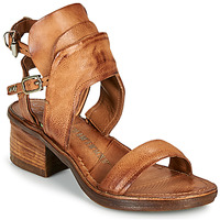 Schoenen Dames Sandalen / Open schoenen Airstep / A.S.98 KENYA BUCKLE  camel