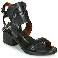 Schoenen Dames Sandalen / Open schoenen Airstep / A.S.98 KENYA BUCKLE Zwart