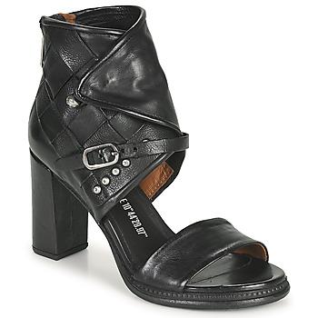 Schoenen Dames Sandalen / Open schoenen Airstep / A.S.98 BASILE HIGH Zwart