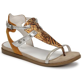 Schoenen Dames Sandalen / Open schoenen Regard BAZUR2 Brown