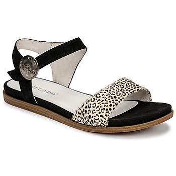 Schoenen Dames Sandalen / Open schoenen Regard BERRY Zwart