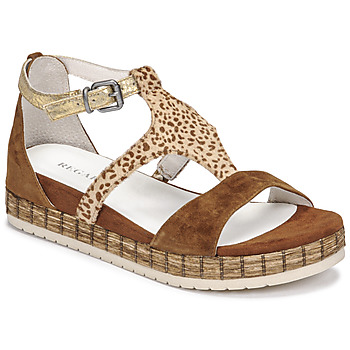 Schoenen Dames Sandalen / Open schoenen Regard CASSIS Brown