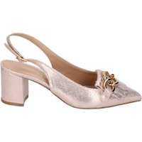 Schoenen Dames pumps Broccoli BK873 Rose