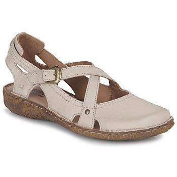 Schoenen Dames Sandalen / Open schoenen Josef Seibel ROSALIE 13 Beige