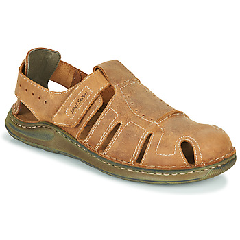 Schoenen Heren Sandalen / Open schoenen Josef Seibel MAVERICK 01 Brown