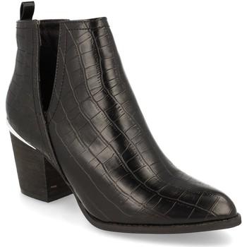 Schoenen Dames Enkellaarzen Buonarotti 1AA-0365 Negro