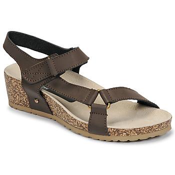 Schoenen Dames Sandalen / Open schoenen Spot on F10716 Brown