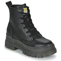 Schoenen Dames Laarzen Buffalo ASPHA RLD Zwart