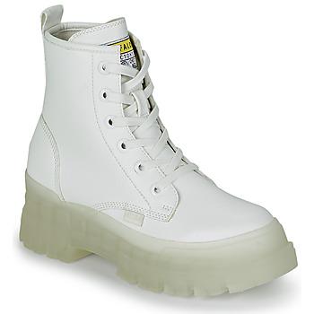 Schoenen Dames Laarzen Buffalo ASPHA RLD Wit