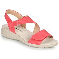 Schoenen Dames Sandalen / Open schoenen Damart 67808 Rood
