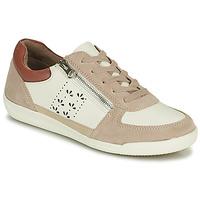 Schoenen Dames Lage sneakers Damart 68010 Wit