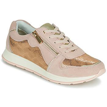 Schoenen Dames Lage sneakers Damart 64823 Creme