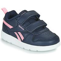 Schoenen Meisjes Lage sneakers Reebok Classic REEBOK ROYAL PRIME 2.0 2V Marine / Roze