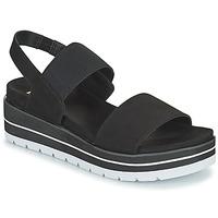 Schoenen Dames Sandalen / Open schoenen Bullboxer 078027F2T Zwart