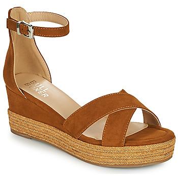 Schoenen Dames Sandalen / Open schoenen Bullboxer 268003F2T Brown