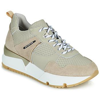Schoenen Dames Lage sneakers Bullboxer 323015E5C Beige