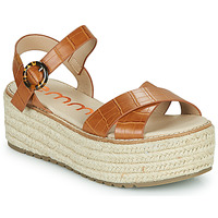 Schoenen Dames Sandalen / Open schoenen Emmshu NESA Cognac