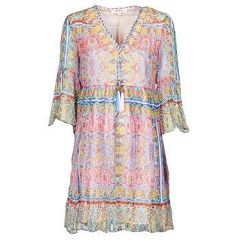 Textiel Dames Korte jurken Derhy SUPERMAN Multicolour