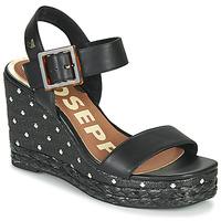 Schoenen Dames Sandalen / Open schoenen Gioseppo KIRBY Zwart