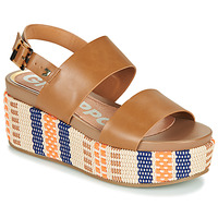 Schoenen Dames Sandalen / Open schoenen Gioseppo COWLEY Cognac
