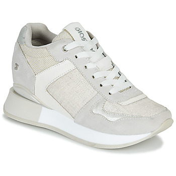 Schoenen Dames Lage sneakers Gioseppo RALEIGH Wit