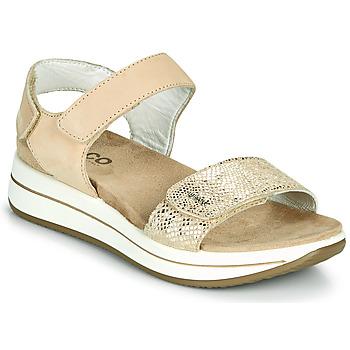 Schoenen Dames Sandalen / Open schoenen IgI&CO FRAPLA Goud
