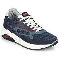 Schoenen Heren Lage sneakers IgI&CO COCULA Marine / Rood