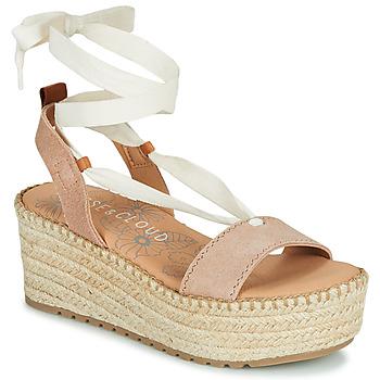 Schoenen Dames Sandalen / Open schoenen Musse & Cloud CLOUD Nude